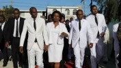 Commémoration de l'assassinat de l'empereur Jean-Jacques Dessalines à Pont-Rouge et Dessalines (Marchand)