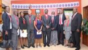 Installation du nouveau conseil de l'Académie du créole haïtien