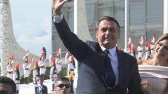 IMG 2 Jair Bolsonaro Mardi 1er Janvier 2018
