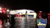 Un Boeing 737 atterrit dans l'eau près de Jacksonville en Floride