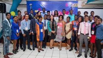 IMG Tech Camp Group with Ambassade des Etats-Unis