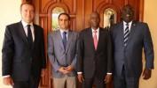 Haïtï/Crise : Le Président Jovenel Moise reçoit une mission de l'OEA