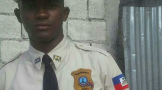 IMG 2 Policier Salomon Saint-Louis