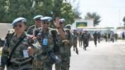 126 policiers des nations unies venus de l'Inde quittent Haiti