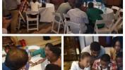 Des professionnels Guyanais de la télévision animent un atelier de formation sur le numérique au profit d'employés de la TNH