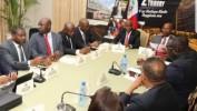 Conseil des ministres extraordinaire au Palais national