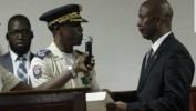 Rameau Normil, nouveau DG par interim de la PNH installé dans ses fonctions