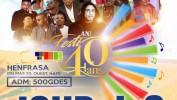 Vers le coup d'envoi du premier show audiovisuel du 40ème anniversaire de la TNH