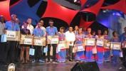 Le Chef de l'Etat Jovenel Moise félicite le MENFP et les 10 finalistes du concours de musique