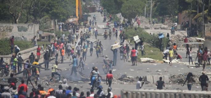 IMG 2 manifestation Haiti