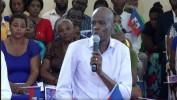 Le Président Jovenel Moïse lance le dialogue communautaire avec 28 quartiers