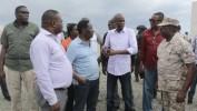 Le Président Jovenel Moïse en tournée dans le nord et le nord'est