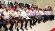 Rencontre entre le Président Jovenel Moïse et les membres du Haut Commandement de la PNH autour des revendications des policiers