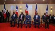 Investiture du nouveau Cabinet ministériel au Palais national