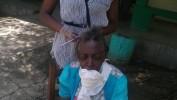 Journée récréative de la FOLONHA pouur les vieillards de Ouanaminthe